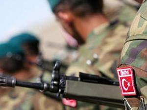 Terör örgüt'ünden askere saldırı