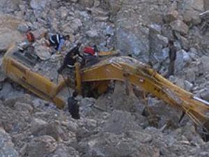 Edirne'de maden kazası: 1 yaralı
