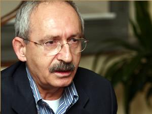Kemal Kılıçdaroğlu'dan taziye telefonu