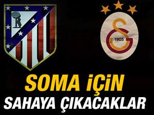 Galatasaray - Atl. Madrid maçı bu şehirde!