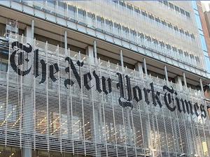 Times gazetesi yayın yönetmenini kovdu!