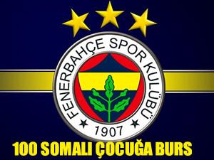 Fenerbahçe'den örnek soma davranışı