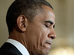 Obama'dan Gül'e taziye telefonu