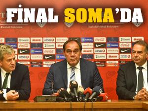 Süper Kupa Final maçı Manisa'da oynanacak