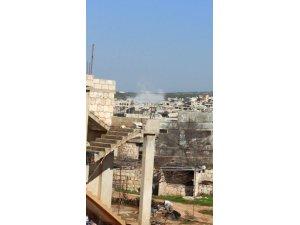 Esad güçlerinden İdlib'e topçu saldırısı: 5 yaralı