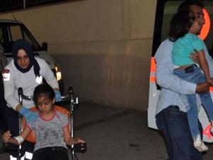 Adıyaman'da araba kazası