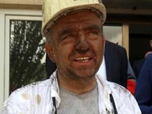 Gökalp Büyükyıldız Soma'da 80 madenciyi kurtardı