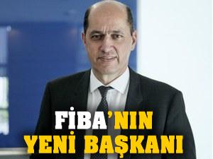 Turgay Demirel FİBA'nın yeni başkanı oldu
