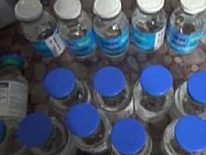 Sahte ilaç imalatında son nokta