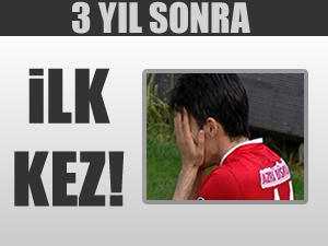İbrahim Akın 3 yıl sonra gol attı