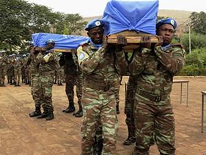 Mali'de çatışma