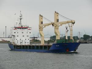 Türk gemisi portekiz'de tutuklandı