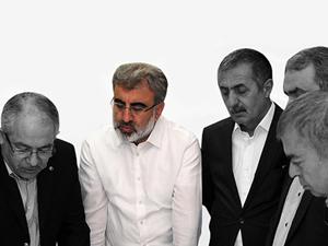 Anadolu Ajansı'nın 'metanetli bakan' haberine tepki