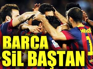 Barcelona'da 5 isim hariç herkes gidebilir