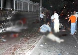 Çanakkale'de çocuk parkında barut kutusu patladı: 5 çocuk yaralandı