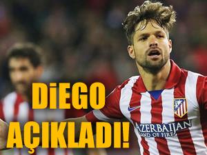 Diego'dan Fenerbahçe açıklaması!