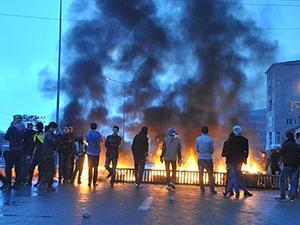 Hakkari'de valiliğe saldırı