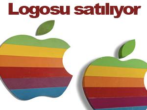 Apple eski logosunu satıyor