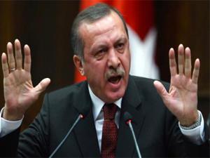 Erdoğan:'Sizin vicdanlarınıza beton dökülmüş'