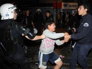 O çocuk gözaltına alındı