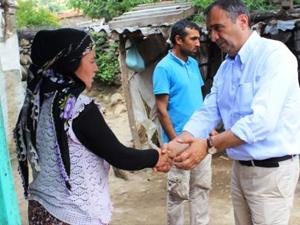 Ayvalık Belediyesi'nden Soma yardımı