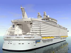 Royal Caribbean, STX Tersanesi'ne 2 cruise siparişi verdi