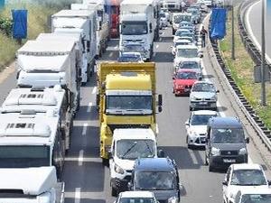 TEM otoyolu trafiğe açıldı