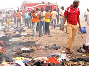 Nijerya kan gölüne döndü! 118 ölü