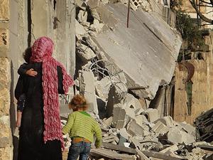 BM'den Halep'te insan haklarına ihlal uyarısı