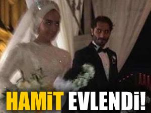 Hamit Altıntop evlendi