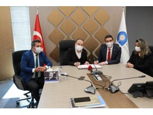 Büyükşehir Belediyesi, Tüm Yerel-Sen ile toplu iş sözleşmesi imzaladı