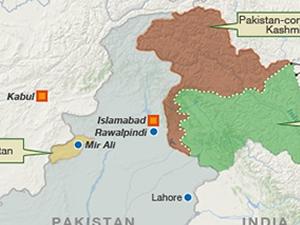 Pakistan'da en az 60 Taliban öldürüldü