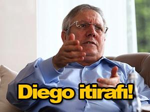 Yıldırım'dan Diego itirafı