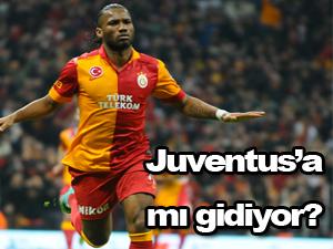 Drogba Juventus'a mı gidiyor?