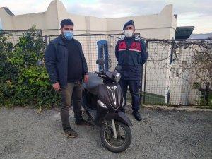 Motosiklet hırsızları JASAT'a yakalandı