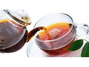 Yeşil çayın antioksidan içeriği daha yüksek