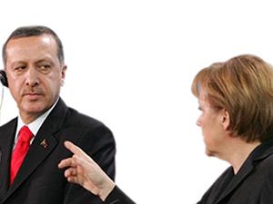Başbakan Angela Merkel'dan Erdoğan'a 'itidal' çağrısı