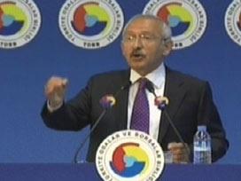 Kılıçdaroğlu: Beni dinlemeye cesareti yok