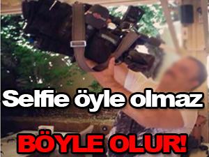 Kamera Selfie'si