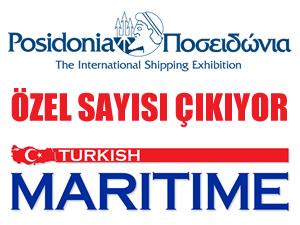 """Turkish Maritime """"Posidonia""""  2014 özel sayısı çıkıyor"""