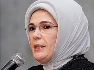 Emine Erdoğan nerede ?