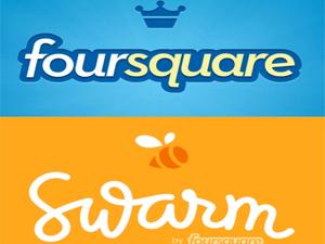 Fousquare'nin Swarm'ı indirilmeye sunuldu