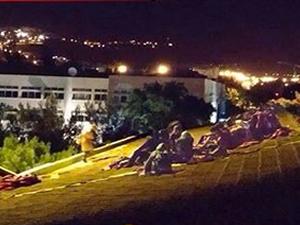 Ege Üniversitesi'nde müdahale: 38 gözaltı