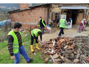Kaş Belediyesinden evde temizlik hizmeti