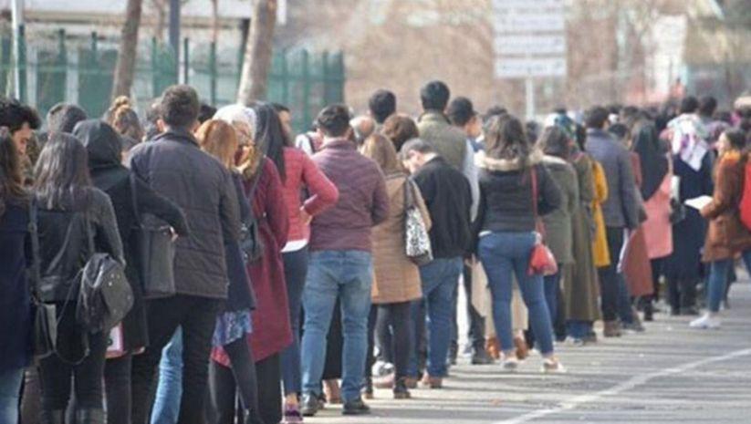 Ocak ayı işsizlik verileri yeni seriye göre hesaplanacak
