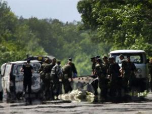 2 Ukrayna askeri öldürüldü