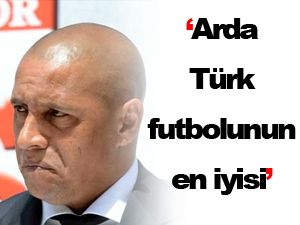 Carlos'tan Arda'ya övgü