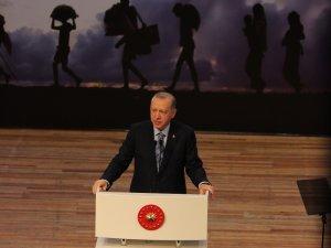 Cumhurbaşkanı Erdoğan teröristlere karşı net konuştu
