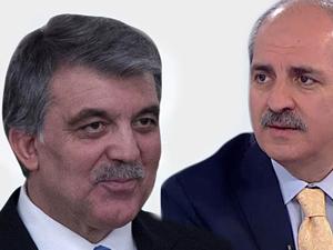 """""""Abdullah Gül demek olmayacak duaya amin demek"""""""