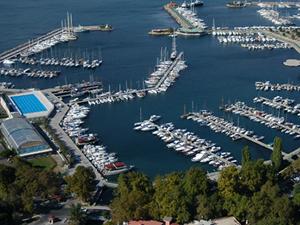 Fenerbahçe Kalamış Yat Limanı'nın sahibi: TEK ART MARMARA